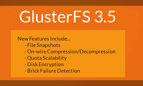 gluster-release-3.5-featured